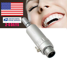 USA Dental E-Type Air Motor Low Speed denshine 2 Hole handpiece fit For NSK/KAVO