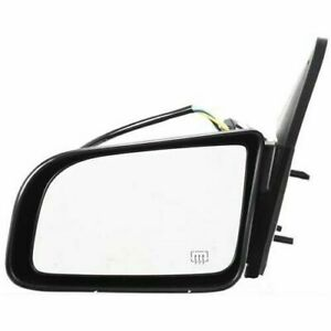 NEW LH SIDE HEATED POWER MIRROR FITS DODGE SPIRIT PLYMOUTH ACCLAIM CH1320129