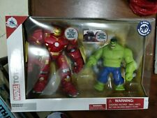 Disney - Toy Box - Marvel - Special 2-Pack Boxed Set - Hulkbuster and Green Hulk