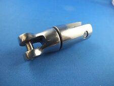 Ankerwirbel Wirbelschäkel BOJE Drehgelenk aus Edelstahl rostfrei für 6/8mm Kette