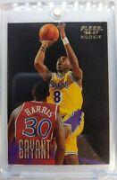 1996 96-97 Fleer European Kobe Bryant Rookie RC #233, Rare Parallel, Lakers HOF