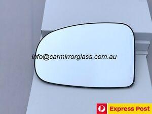 LEFT PASSENGER SIDE MIRROR GLASS FOR TOYOTA PRIUS ZVW30 2009 - 2015
