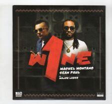 (IF331) One Wine, Machel Montano & Sean Paul ft Major Lazer - 2015 DJ CD
