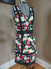 NwT Alice + Olivia Zula Party Dress Floral Design. Size 6