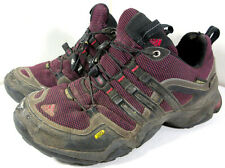 Adidas Terrex Fast X FM Low-Cut Hiking Shoes Purple Traxion Size 9 Womens 8 Mens