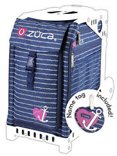 Zuca Sports Insert Bag - Anchor My Heart - Free Name Tag! - No Frame