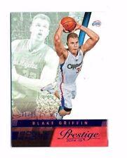Blake Griffin 2014-15 Panini Prestige, Bonus Shots, (Blue), Premium, /99 !!