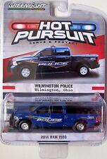 GL HOT PURSUIT SERIES 15 2014 DODGE RAM 1500 WILMINGTON, OHIO  POLICE