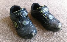 Boys Black Skechers Trainers, Size 12
