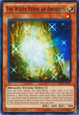 *** THE WHITE STONE OF ANCIENTS *** LDK2-ENK05 MINT/NM 3 AVAILABLE! YUGIOH!