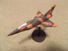 Built 1/144: Belgian DASSAULT MIRAGE V Aircraft