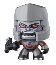 MIGHTY MUGGS Transformers 002 Megatron SPINNING HEAD ACTION FIGURE NEW