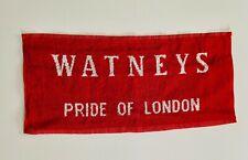 Watneys Pride of London Pub Bar Towel