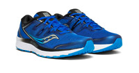Mens Blue Saucony Guide ISO 2 Everun RRP $199 US-10.5 UK-9.5 BNIB Running Shoes