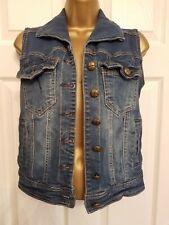 NEXT waistcoat Size 8 LADIES Jean Tops Casual Wear