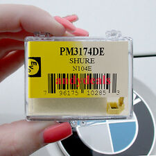 PM3174DE NEEDLE STYLUS FOR SHURE N92E M92E M99E N99E SU30 M104E 776-DEX 4776-DE