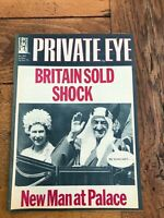 10th jan 1975  ( private eye  ) britain sold - new man at the palace  !