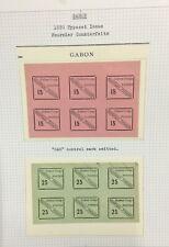 MOMEN: GABON # COLLECTION LOT #1518
