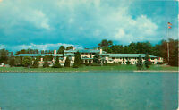 Postcard Wellesley Island, Alexandria Bay, NY