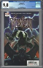 Venom #1 CGC 9.8 Stegman TRADE * 07/18 * Marvel Comics