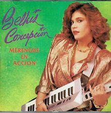 Belkis Concepcion  Merengue En Accion     BRAND NEW FACTORY SEALED CD