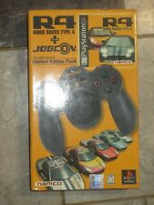R4 Ridge Racer Type 4 + Jogcon Force Feedback Controller Limited Pack NEW #37