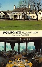 NJ - 1960's Forsgate Golf Country Club in Jamesburg, NJ - Middlesex Co.