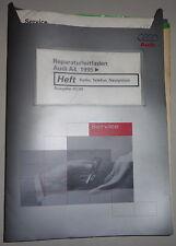 Werkstatthandbuch Audi A4 B5 Radio, Telefon, Navigation ab 1995
