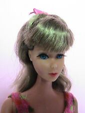 Vintage Barbie Twist & Turn Model #1160 Sun Kissed Hair OSS Rooted Lashes ExcCon