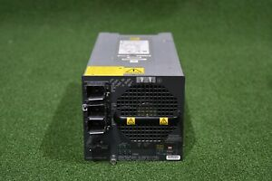Cisco WS-CAC-8700W-E 8700W Catalyst 6500 Series Enhanced Power Supply - 1YrWty