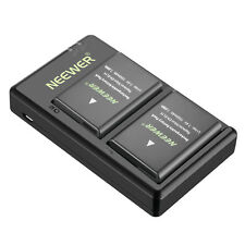 Neewer EN-EL14 Replacement Li-ion Battery for Nikon D3100 D3200 D3300 D3400