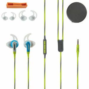 original sie2i SoundSport Fruit green In-Ear Headphones Earphones In-Line Contro
