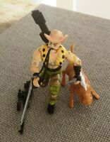 GI Joe ARAH Gnawgahyde V1 Figure Cobra Vintage Original 1989 Dreadnok action