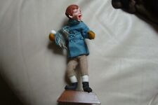 Simpich Doll - Little Boy with Snowball