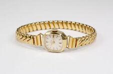 Junghans Armbanduhren aus Massivgold für Damen