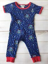 BOYS BOO BOO BEDHEAD INFANT BABY ROBOT PAJAMAS PJS BOYS SET 3-6 MONTHS 3M 6M NEW