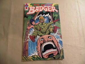 Badger #48 (First 1989) Free Domestic Shipping