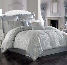 Five Queens Court Faith 4-pc West Coast King Comforter Set Blue