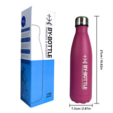 500ml Stainless Steel Insulated Water Bottle For Sport Kid Gift Double Wall BPA