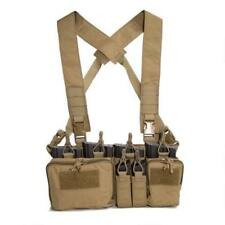 Haley Strategic D3CR-HCOYOTE Disruptive Environments Heavy Chest Rig Coyote