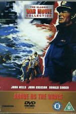 Above Us The Waves DeAgostini Classic War Collection DVD
