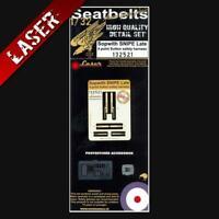 HGW 1/32 Laser seatbelts Sopwith SNIPE Late for Wingnut Wings #132521