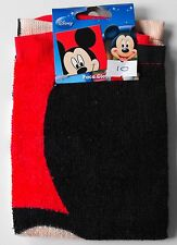 Disney Mickey Mouse Character Face Cloths Flannels Childrens Novelty