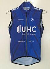 Jakroo Orbea UnitedHealthcare Cycling Team Bike Wind Vest Royal Blue Men's XS