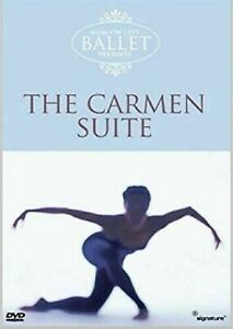 MOSCOW CITY BALLET - THE CARMEN SUITE  -  DVD - FREE POST IN UK