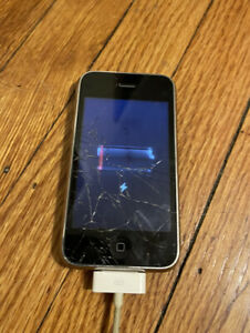 Apple iPhone 1st Generation - 4GB - Black A1203 Carrier Unknown