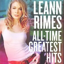 LEANN RIMES ALL-TIME GREATEST HITS CD (2015)