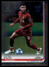 2018-19 Topps Chrome UEFA Champions League Joe Gomez #76