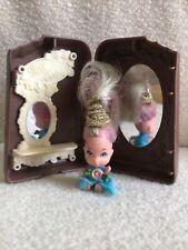 Vintage Liddle Kiddle Doll 1979 Mattel Sweet Treats Chocolate Ice Cream Bar Toy