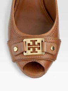 Tory Burch Carnell Low Wedge Sz 6m